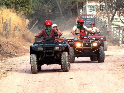 ATV Tour and food Puerto Vallarta 3 hours