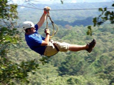 Tour 13 Ziplines in Puerto Vallarta 3 hours CHILDREN