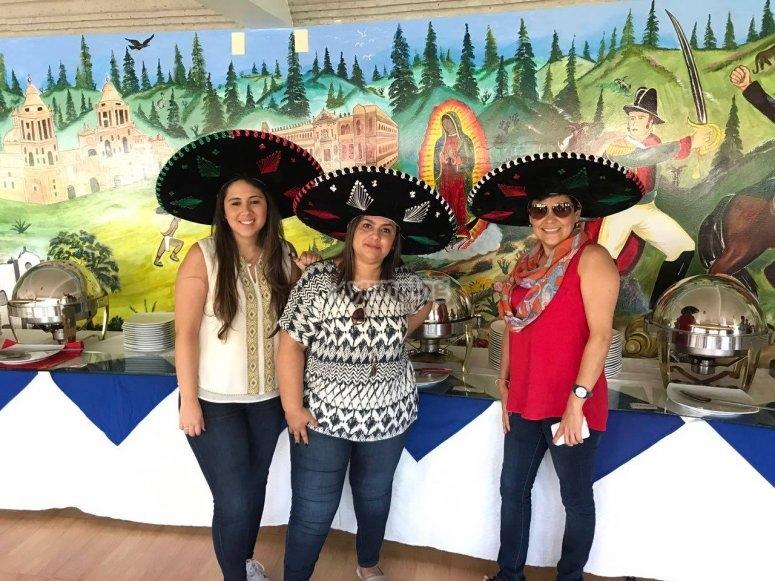 Mexican tour