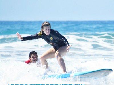 Mario Surf School Surf