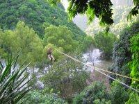 Zipline of the River