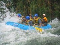 Adventure of water