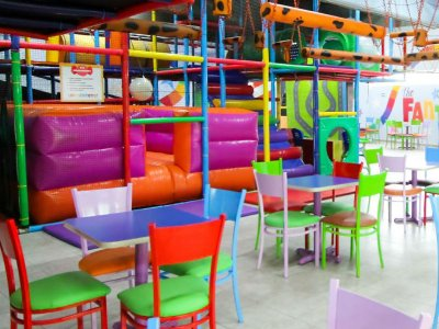 Children's party from Tuesday to Thursday in Coyoacán 5h