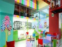 Fiesta Infantil + comida 30 pp fin de semana Coapa