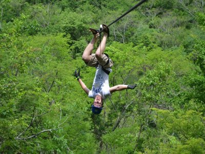 Zipline tour in Sinaloa Adults 5h