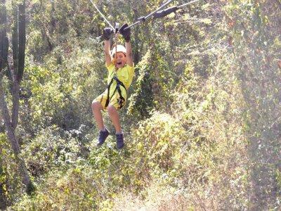 Tour tirolesas en por Sinaloa Niños 5h