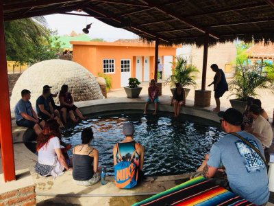Hot springs in Sinaloa Adults 5h