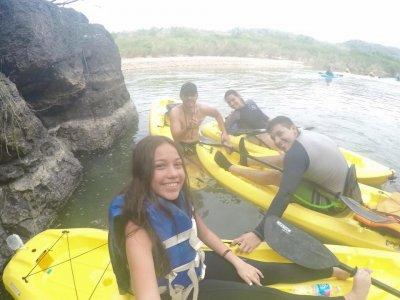 Tour kayaks en Pueblo Veranos Niños 5h