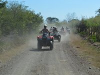 ATVs and ride in Summers with food for Children 5h