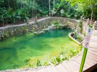 natural water cenotes