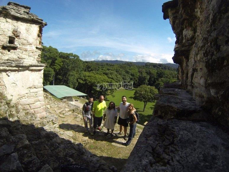 Bonampak tour