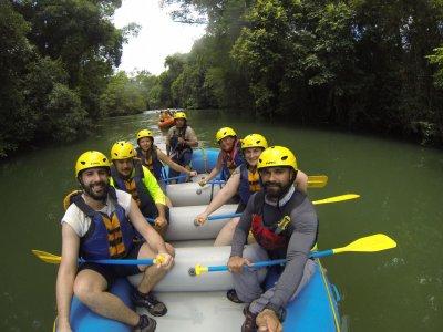 Rafting y Zona de Bonampak Chiapas Niños 13.5h