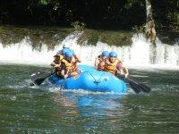 Rafting en el Río Lacanjá 5:30Hrs