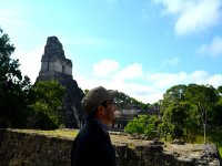 Enjoying Tikal