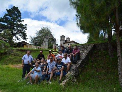 Rappel y Tirolesa en Grutas del Mamut Niños