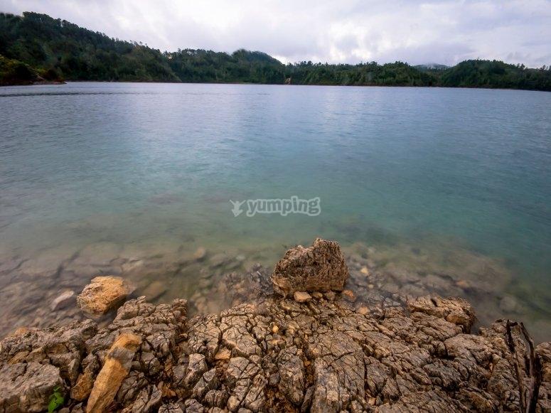 Lago de Montebello