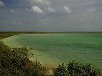 Lagunas en Sian Ka'an