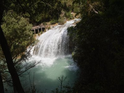 Tour Las Nubes Waterfall and Comitan Children 14 hours