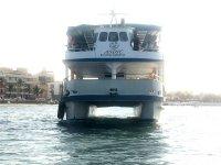 Catamaran Asdic