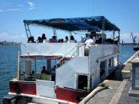 Zarpar en barco