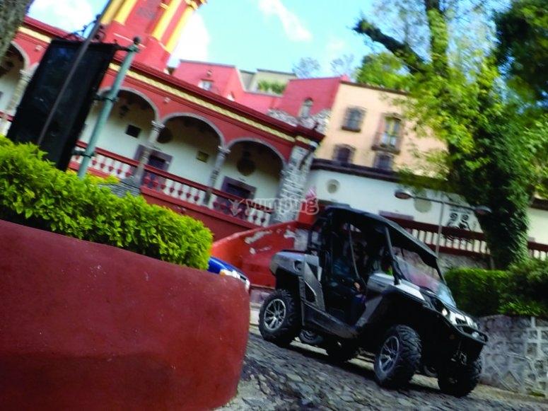 Recorrido en 4x4 por San Miguel de Allende