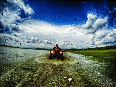 San Miguel two-seater ATV tour 2Hrs
