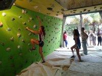 club de escalada