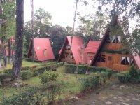 Cabnias del campamento