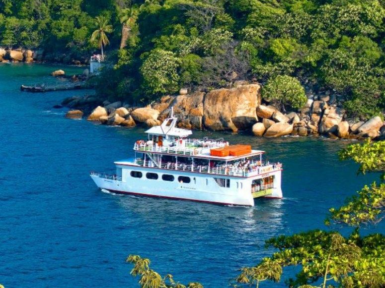 Paseo en barco acapulco