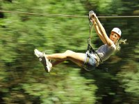 Zipline and tower rental 1 day