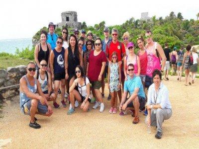 Tour Chichén Itzá y Ek'Balam con buffet Niños