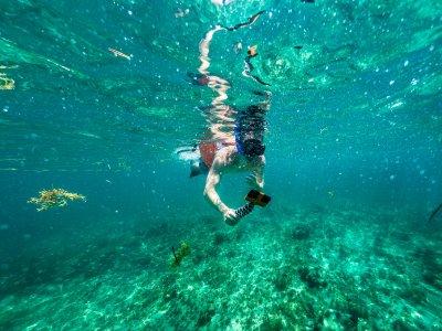 Tour Isla Mujeres y Snorkel con buffet Niños