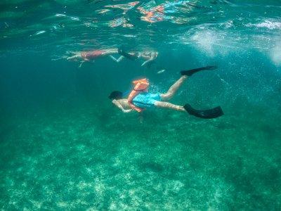 Tour Tulum y Snorkel en Grand Cenote Niños