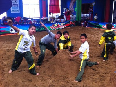 Edo Multiadventure Hall. Mexico General Pass Children