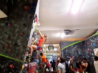 1-day pass to climb in Mexico City