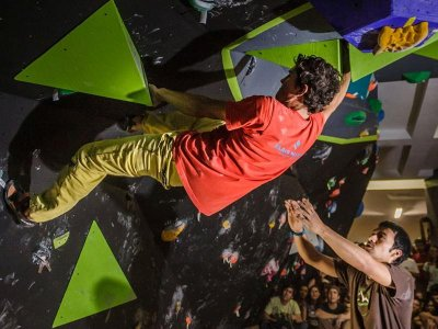 Monthly pass plus 6 CDMX climbing classes