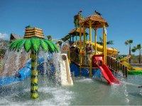 Aquatic attractions area
