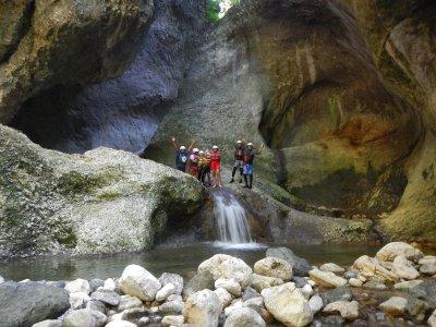 Cañonismo en Jalcomulco Cañón de las Mariposas 3 h