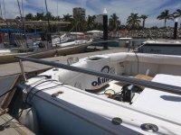 Embarcacion en el puerto de Nayarit