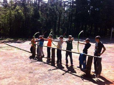 Lago y Tierra Camp Campamentos Multiaventura