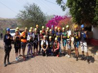 Adventures in Jalisco, canyoning