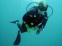 Diving adventure in Zihuatanejo