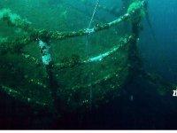 Sunken Ship El Quetzalcoatl