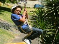 adrenalina en tirolesas