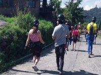 Caminatas y deportes de aventura