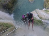 Adrenalina en cascadas
