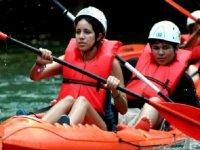 Kayaking in Tamaulipas