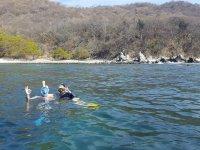 Snorkel in Caleta de Chon