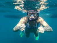 Snorkel in Playa Manzanillo