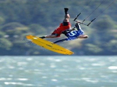Pacific Paddle Kitesurf